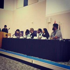 TRAIL youth on panel 6-1-17